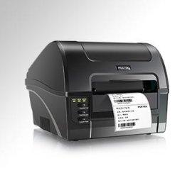 博思得postek c168彩色条码打印机 二维条码打印机 标签条码打印机
