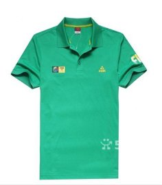 昆明现货批发爆款男装撞色 时尚立领短袖T恤Polo衫订做,多种爆款Polo衫