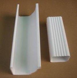 丹尼斯100*80PVC方形雨水管塑料方管
