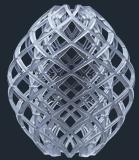 3D打印花盆花瓶0.5元一克