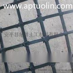 矿用阻燃土工格栅抗阻燃抗静电双向塑料土工格栅