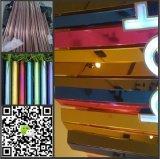 304不鏽鋼彩色管鋼管材料 22*22*1.0.1.1.1.2.1.3.1.4.1.5.1.8.2.0mm厚度