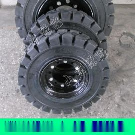 专业生产实心工程轮胎、大型实心工程轮胎、工程实心轮胎