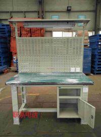 洛阳乾昊工作台厂家长期供应 定做CNC钳工工作台,车间工厂重型工作台