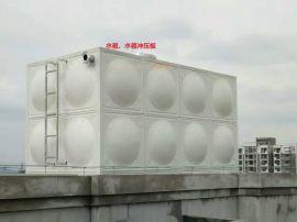 吉盛供430吨玻璃钢组合水箱,不锈钢水箱,水箱冲压板