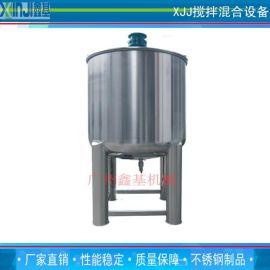 厂家直销 汽车机油搅拌罐 不锈钢剪切混合罐 开盖式化工搅拌罐