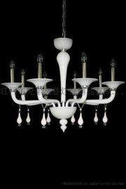 兄弟高登燈飾 81135-8 手工藝術玻璃現代吊燈