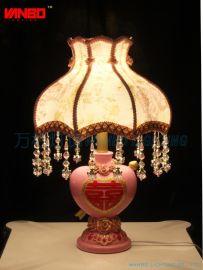 温馨卧室大厅餐厅客厅书房酒店会所台灯  工程照明装饰灯具 desk lamp