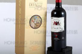 厂家直销精美红酒盒,硬纸板盒,木盒,