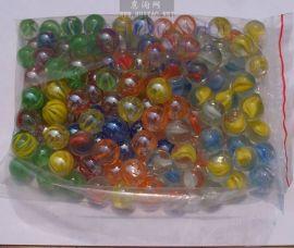 重庆14mm玻璃珠玻璃弹珠弹珠机玻璃球7000颗