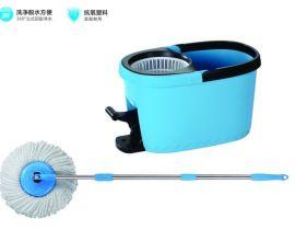 360度旋转拖把桶(DS-305)