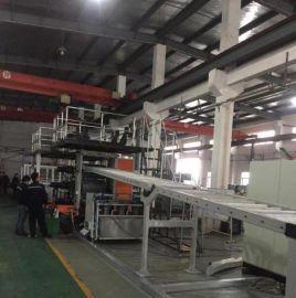 金韦尔S92/188-1000 SPC地板 SPC地板生产线