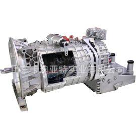 重汽系列变速箱 HOWO轻卡 法士特6DSQX180TA 变速箱 图片 厂家