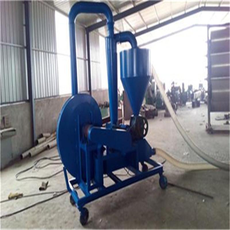 多功能5噸氣力吸糧機軟管自吸粉料輸送泵糧庫專業吸糧機生產廠家