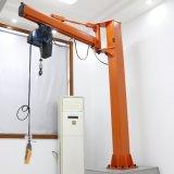 轻型吊装移动悬臂吊 遥控电动操作行走轻快 悬臂吊价格
