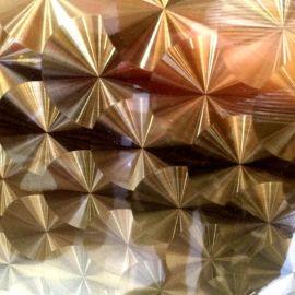 厂家供应不锈钢折板不锈钢花纹板表面处理定制不锈钢彩色板