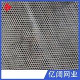 厂家供应建筑圆孔铁皮冲孔网 304不锈钢圆孔冲孔网片筛网洞洞板
