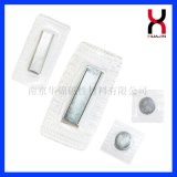 服装服饰隐形磁性扣子 手缝PVC环保防水强力磁铁 包胶暗纽扣磁铁