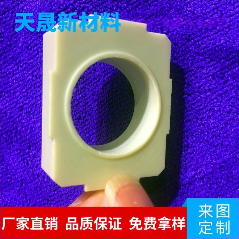 AIN氮化铝陶瓷基片氮化铝陶瓷片 耐高温陶瓷片加工陶瓷散热片