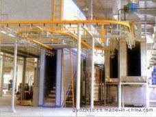 佛山市雨化涂装设备购销公司专业二手涂装生产线回收烤漆设备回收