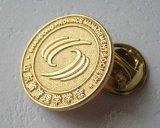 广州市纯银会徽,设计定制年会司徽,纯金勋章.