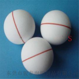 资质厂家供应EVA棒球 印刷logo球