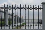 安徽淮北铸铁 锌钢 铁艺 道路护栏铁艺大门 塑钢围栏