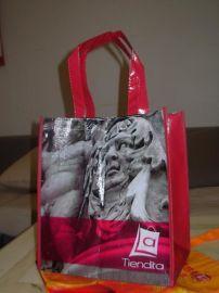 无纺布礼品袋购物袋促销广告手挽袋