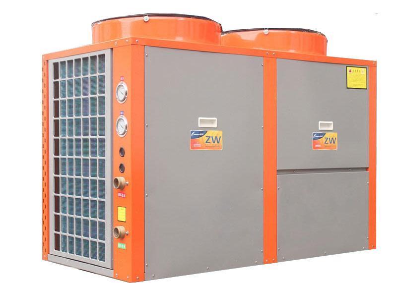 柳州3匹5匹10匹20匹空气能热水器安装