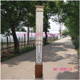 天津大昌路灯直供LED户外防水庭院方形景观灯