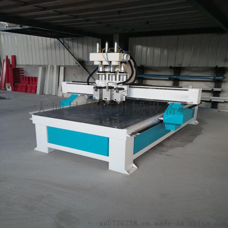 多工序櫥櫃門開料機1325木工雕刻機