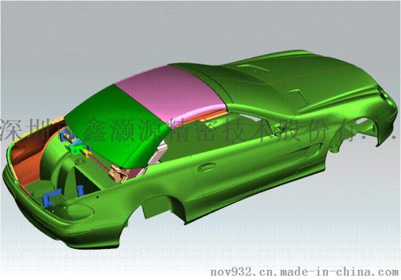 产品结构件设计制造与生产厂家