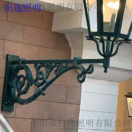 铸铝照明壁灯 中中山恒逸欧式壁灯壁灯 1.5米壁灯