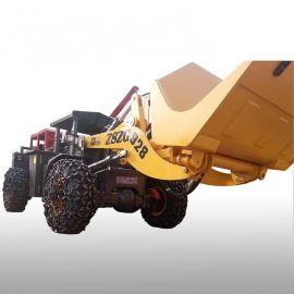 井下装载机铲车**.矿用铲车与众不同