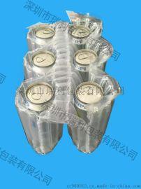 六连体充气袋气柱袋三联体缓冲气垫