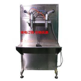 牛奶饮料豆浆矿泉水自动液体定量计量分装机 菜油灌装机 定量灌装机  桶装油活塞灌装机 大桶油类灌装机 可定做