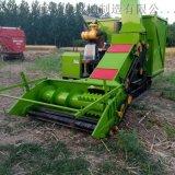 农用玉米秸秆青储机价格  青储干净不含土