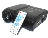 厂家研发生产直销家用娱乐DVD投影机 多功能放映