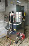 宇益牌100公斤全自動煤氣蒸汽發生器 食品腐竹生產使用蒸汽設備