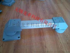 无锡龙多-机床吊臂铝合金 悬臂控制箱 数控操作箱吊臂箱 电控悬臂系统