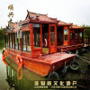 北京画舫船 餐饮船 旅游船 木船厂家直销 低价促销