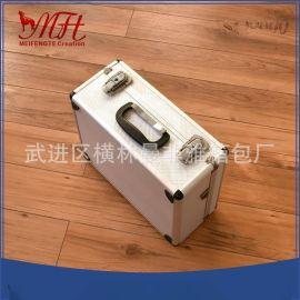 厂家生产铝合金**密码锁铝箱 **亚克力板手提铝箱 运输航空箱
