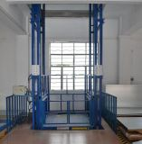 倉庫廠房 固定式升降平臺 電動液壓升降機 升降貨梯