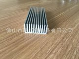 加工开模各种拉伸铝散热型材 日光灯铝型材