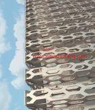 装饰用穿孔铝板冲孔网板热销批发