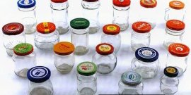 玻璃瓶240ml酱菜瓶