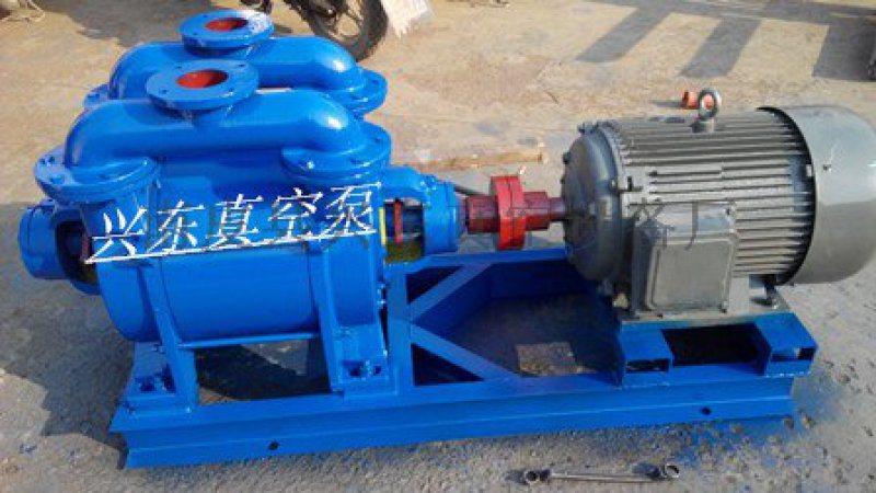 厂家订购消失模铸造设备SK-30水环式真空泵配套设备
