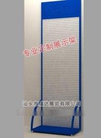 瑞达展架厂专业生产定制插排展架,铁线网片货架,插座展示架,网格挂网,铁质展架厂
