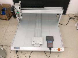 全自动点胶机控制系点胶机设备厂家生产三轴自动点胶机原理平台运动模组