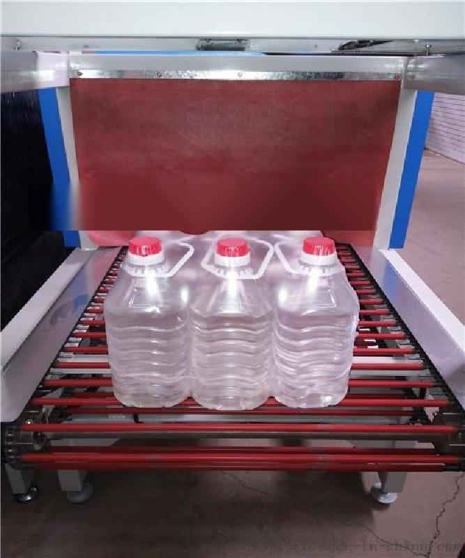 厂家直销热收缩包装机 矿泉水包装机 瓶装水易拉罐膜包机诚信质保